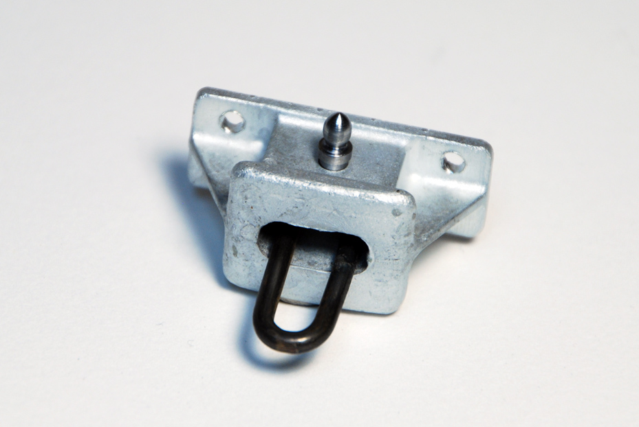 Link And Pin Coupler : ″ fixed link and pin coupler despatch railroad