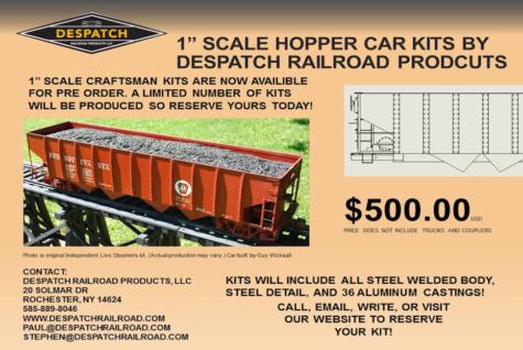 Hopper Car Poster