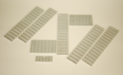 1″ Scale Grating Kit