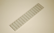 1″ Scale Center Walkway Grate