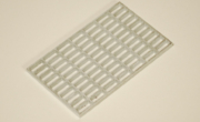 1″ Scale End Walkway Grate
